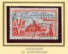 STAMP / TIMBRE FRANCE OBLITERE N° 983 LIBERATION /
