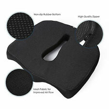 Seat cushion pillow Prostate/Coccyx/Tailbone/Back Car/Chair Injury pain relief