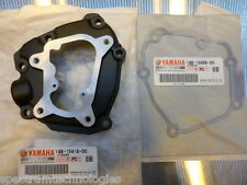NEW GENUINE YAMAHA YZF R1 YZFR1 RIGHT INNER OIL PUMP ENGINE COVER & GASKET 09-14