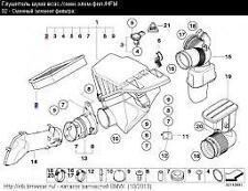 Air Filter Genuine BMW E60 5 Series, 6 Series & Z4  Various Engines 13717521033