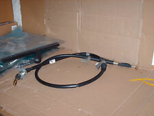 MAZDA 626 1.8 / 2.0 / 2.0i  1987~92 R/H  BRAKE CABLE FKB1655 First Line