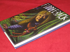 FiddleBack ~  Elizabeth Honey  1st US Ed HbDj Serious story with Lots o' laughs