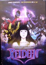 REIDEEN (SERIE COMPLETA 26 EPISODIOS) - RAIDEEN -  DVD - NUEVO - MUCHOCHISME