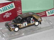 VITESSE LANCIA DELTA HF TURBO 4WD ESSO SAN REMO 1987