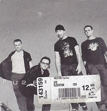 U2-Elevation cd single