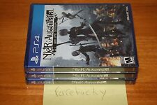 Nier: Automata Day One Edition (Playstation 4 PS4) NEW SEALED Y-FOLD, MINT!