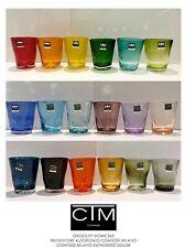 Bicchiere Acqua Samoa CTM Comtesse - Vari Colori - h cm 10 - 310 ml -Rivenditore