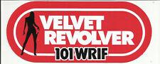 Velvet Revolver 2004 - 101 WRIF sticker