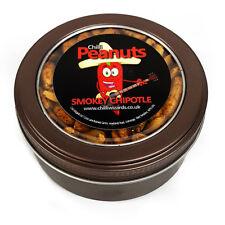 CHIPOTLE PIMENT cacahuètes - Mexicain style Seasoned cacahuètes - Canette 120g