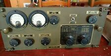 Military airfield radio equipment. Unknown..Early 1940's- 1950's marked.