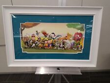 New ListingAnimation Art Warner Brothers Gang, Seriolithograph In Color On Paper