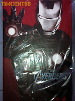 Hot Toys MMS185 Avengers Iron man Mark VII 7 Robert Downey Tony 1/6 Normal New
