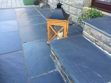 Grey Slate Paving 900x600 (12.97m2) Natural Brazilian Premium Patio Slabs Stone