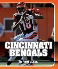Insider's Guide to Pro Football AFC North: Cincinnati Bengals by Tom Glave...