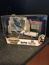 Matchbox Collectibles Elvis Drive In Collection Car 1957 Lincoln Jailhouse Rock