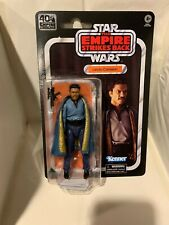 "Star Wars The Black Series 40th Anniversary ESB 6"" LANDO CALRISSIAN"