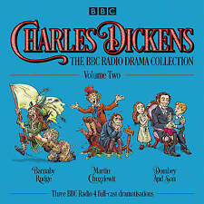 Charles Dickens: The BBC Radio Drama Collection: Barnaby Rudge, Martin Chuzzlewit & Dombey and Son: Volume Two by Charles Dickens (CD-Audio, 2016)