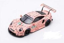 1:18th Porsche 911 RSR #92 Le Mans 2018 Winner Pink Pig