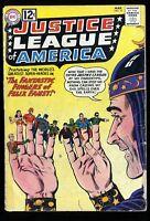 Justice League Of America #10 Fair 1.0