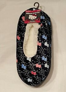 Ladies Light Weight Non-Skid Cozy House Slippers: S/M-M/L