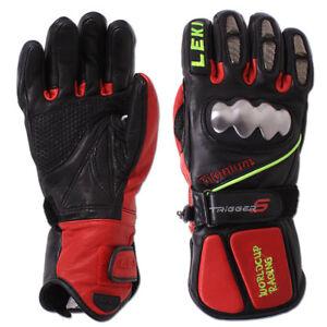 LEKI Skihandschuhe World Cup Racing Titanium S mitten Trigger Handschuhe NEU