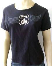 """/""""LIVE THE LEGEND SOLS oder B/&C Route 66/"""" // Größen: S bis XXXL Biker T-Shirt"""