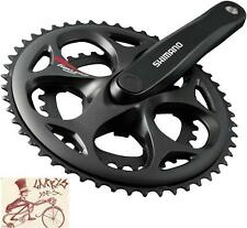 SHIMANO TOURNEY A070 170MM--34/50T 7/8-SPEED SQUARE BICYCLE CRANK