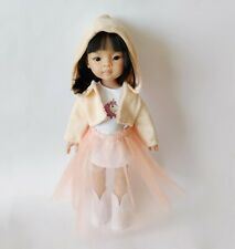 Winter set of clothes for Dolls 13 inch: Paola Reina, Les Cheries Corolle