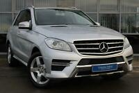 2014 Mercedes-Benz M Class 3.0 ML350 CDI BlueTEC AMG Sport 7G-Tronic Plus 5dr SU
