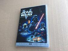 DVD Film - STAR WARS Episode V 5 - Das Imperium schlägt zurück - wie Neu