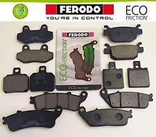 FERODO PASTIGLIE ECO FRENO ANT TRIUMPH 885 LEGEND TT 1999-2001