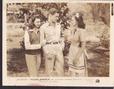Jane Withers Lynne Roberts Robert Cornell Young America 1942  movie photo 23068