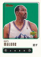 Karl Malone 1999-00 Upper Deck Retro  #10 Utah Jazz Basketball Card