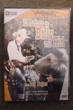 DVD western le retour de billy the kid neuf emballé 1938 avec roy rogers