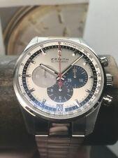 Zenith Chronomaster El Primero Chronograph 42mm Swiss Automatic Bracelet