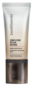 BareMinerals Complexion Rescue Defense Radiant Protective Veil SPF 30 $39 NIB