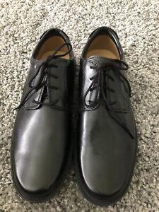 Black Clarks Shoes - Size 10 G