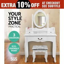 Dressing Tables with 3 Drawers