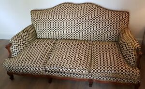 French 3 Seater Sofa