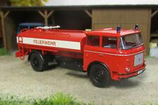 1:87 Brekina MCZ 03-310 LIAZ Skoda Tankwagen Feuerwehr Zwickau