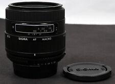 Sigma AF 50mm f/2.8 Auto Focus Macro Lens for Nikon Cameras - Mint