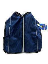 Winter Waterproof Outdoor Dog Jacket Warm Coat. Reversible- Waterproof/fleece
