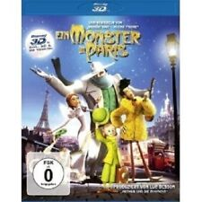 EIN MONSTER IN PARIS (3D) 3D- BLU-RAY NEU