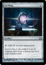 SOL RING Commander 2011 MTG Artifact Unc
