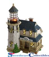 Dept 56 New England Village Dunes Edge Lighthhouse 4020200 Retired