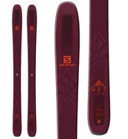 174,181cm No Bindings // Flat NEW ! Salomon 2019 QST 99 Skis