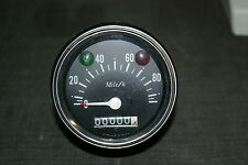 ORIGINAL INDIAN ME 74 SPEEDOMETER 0 MILES 1973