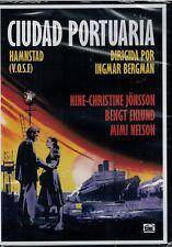 Ciudad portuaria (v.o. Sueco) (DVD Nuevo)