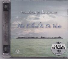 Boudewijn De Groot-Het Eiland In De Verte Super Audio Cd Album