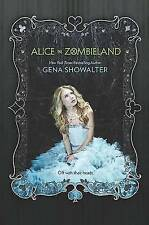 Alice in Zombieland by Gena Showalter (Paperback / softback) Fast and FREE P & P